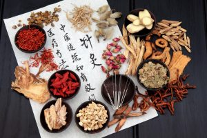 Chinese medicine for depression